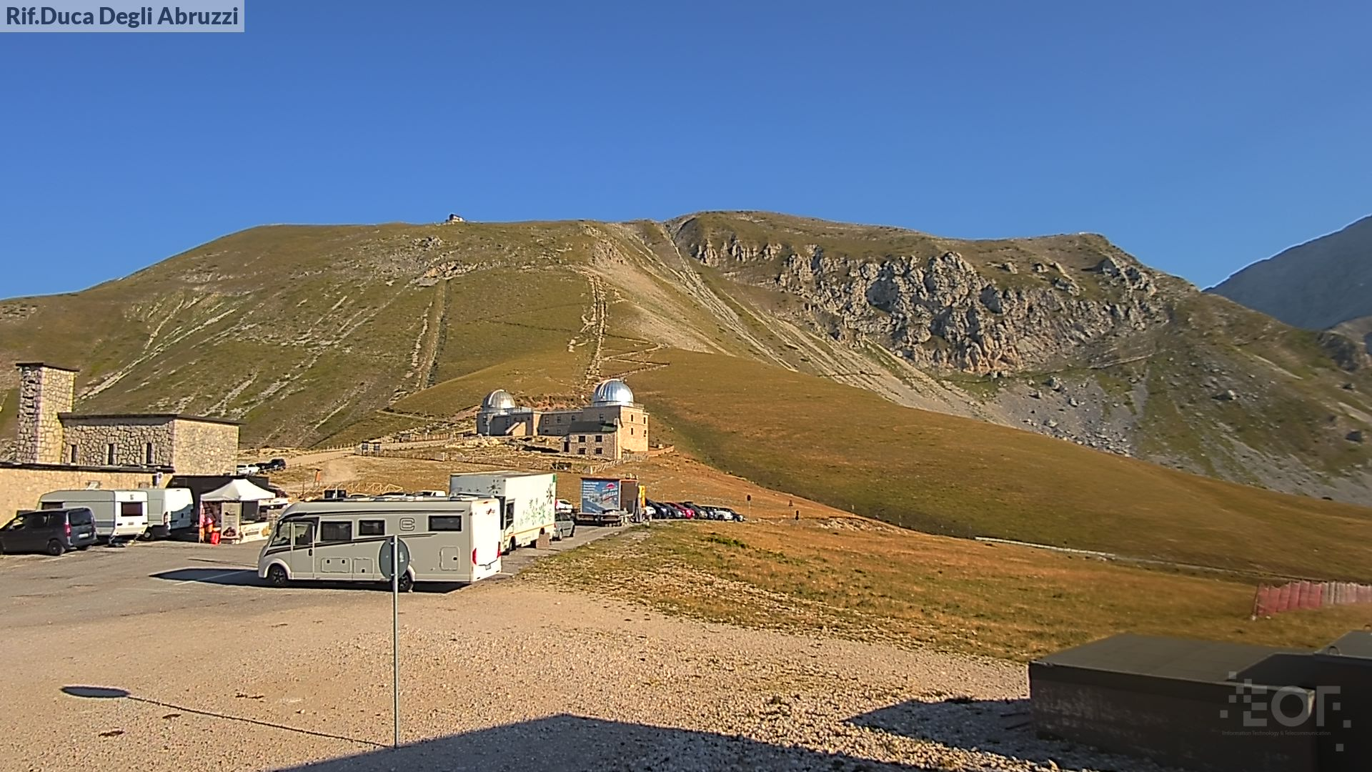 Webcam <br><span> campo imperatore</span>